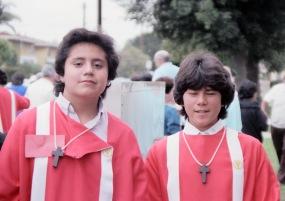 Jr. & Ponchito