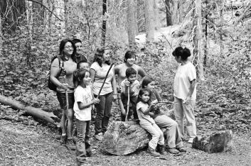 Palomar Mtn. Camping