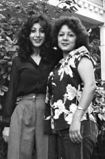 Carol & Margie