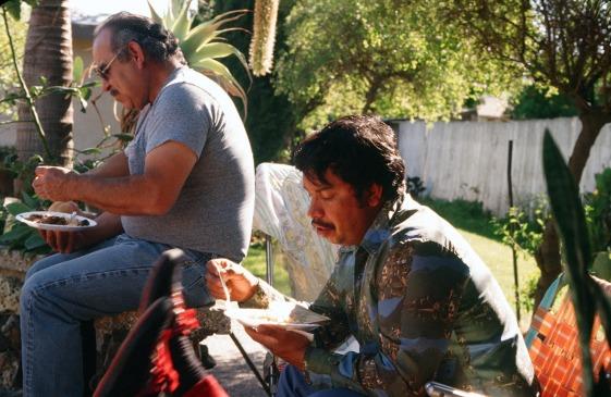 Debbie's dad and Javi