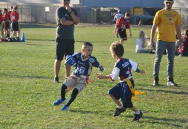 Cruz 2017 flag football