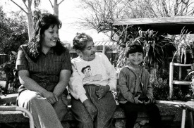 Martie, Tia Juanita, Alex