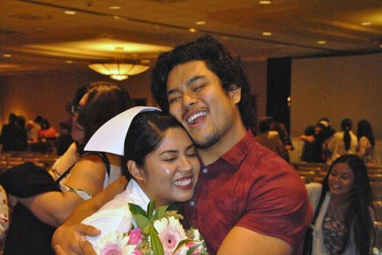 Christina and brother JoJo