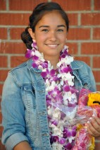 Ari, 8th grade graduation
