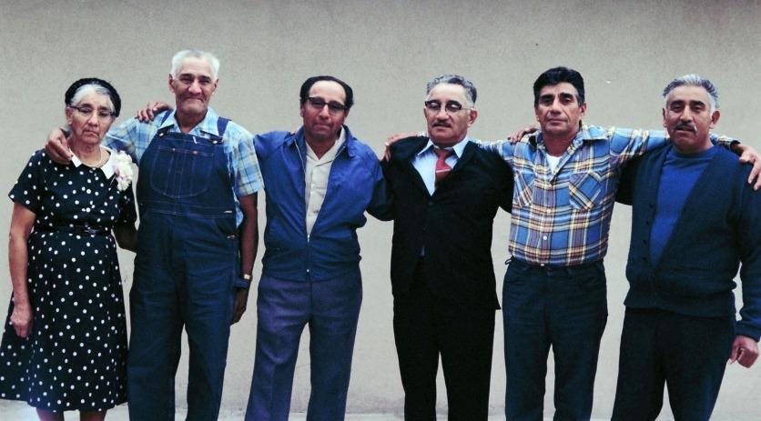 13.Mom, Teofilo, Bato, Fidel,Beto, Gabriel