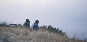 Jarv and Tio Gabriel hunting