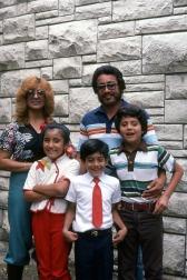 Chaug, Alice, Jr. Sonia, Tacho