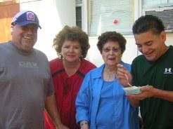 Chaug, Esther, Mom, Ernest