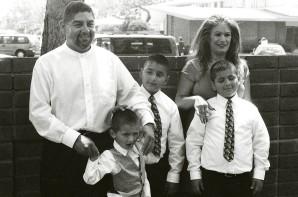 Jarv, Debbie and the boys