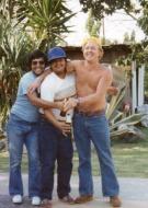 Angie, Jarv, Ray Heller