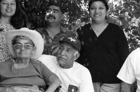 Tio Gabriel, Tia Juanita and family
