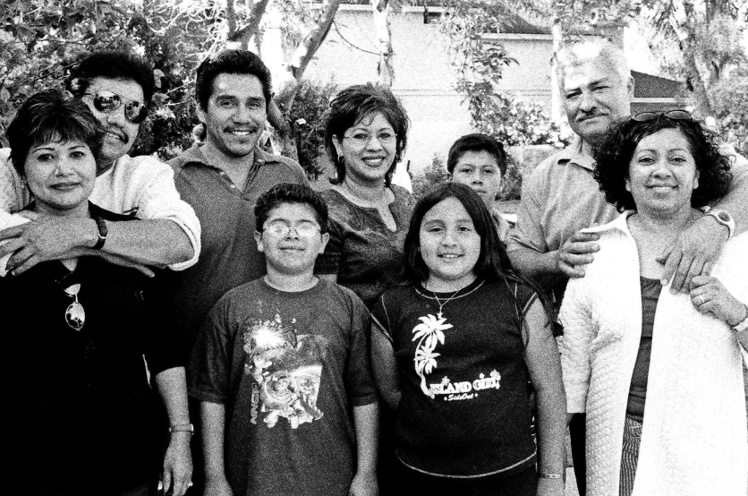 Tio Beto's family