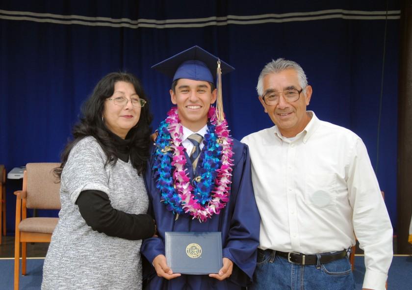 2014 Carlos, Tia, Tio