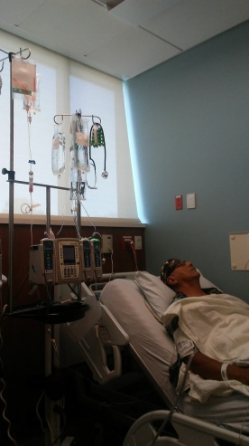 beginning of chemo treatment