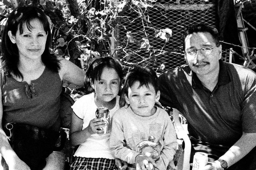 SanJuana, Fili and kids