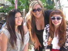 Alex, Nene, Sonia