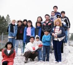 Trip to Big Bear around mid- 80's