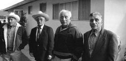 Julio, Fidel, Gabriel, Beto