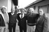 Julio, Bartolo, Fidel, Gabriel, Beto