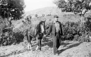 038 Tio Gabriel with El Rayado, El Rincon