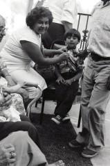 Tia Juanita with Pops