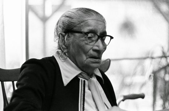 Tia Gabina, abuela's sister