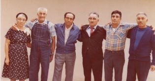 Los Castillo, Mom, Teofilo, Bartolo, Fidel, Norberto, Gabriel