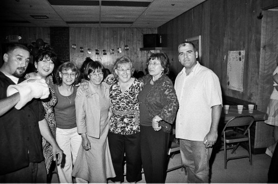 Party for Tio Gabriel's 80th, family from Wisconsin helped us celebrate