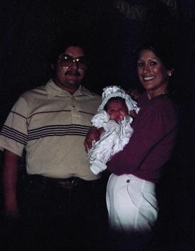 Jarv, Debbie with Nene