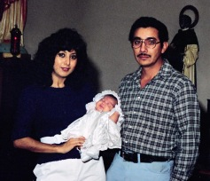 50.Nene with Mom&Dad
