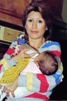 Nina Debbie and Nene