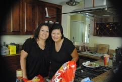 Sonia and Nene
