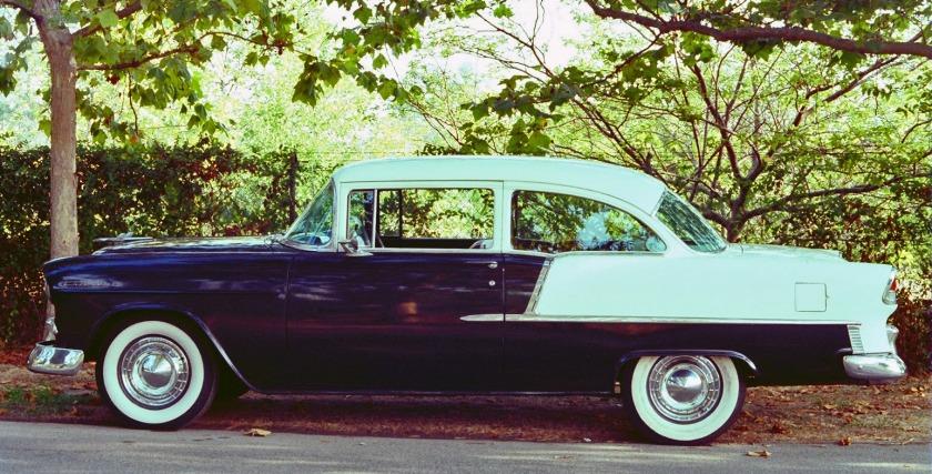 55 Chevrolet 210 Del Rey 2 Door