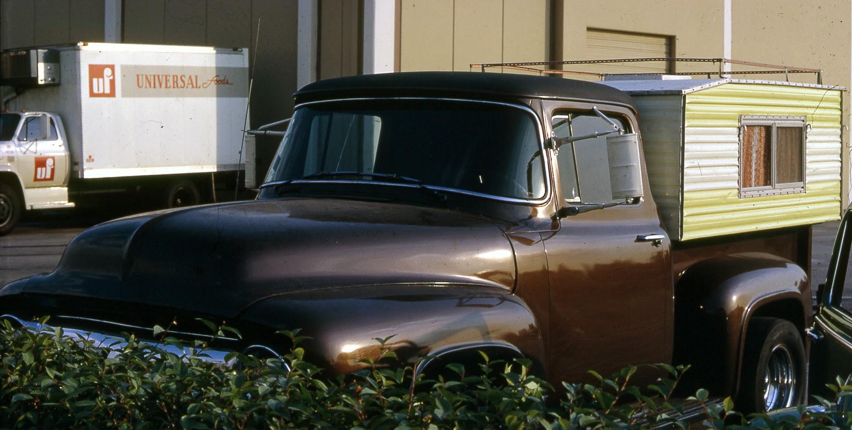56 Ford Big Window