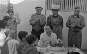 Mom with her brothers, Gabriel, Fidel, Teofilo, Beto