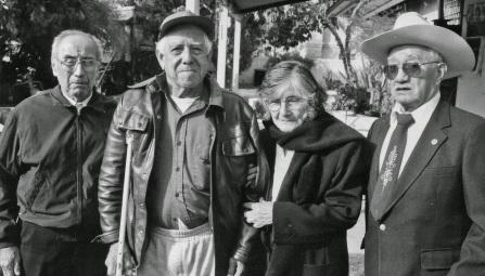 Bartolo, Hilario, Conrada & Fidel Castllo