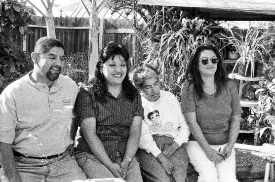 Jarv, Martie, Tia Juanita, Debbie
