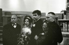 Robert, Becky, Aaron, Beany, Raul