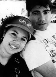 Becky & Aaron