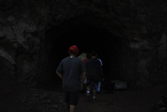 Hiking the Bronson cave, Hollywood Hills