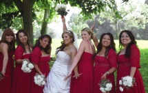 Victoria, Cissy, Nene, Megan, Martie
