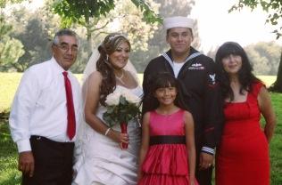 Myself, Nene, Edgar, Miranda, Carol