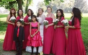 Victoria, Becky, Cissy, Miranda, Megan, Martie, Sonia