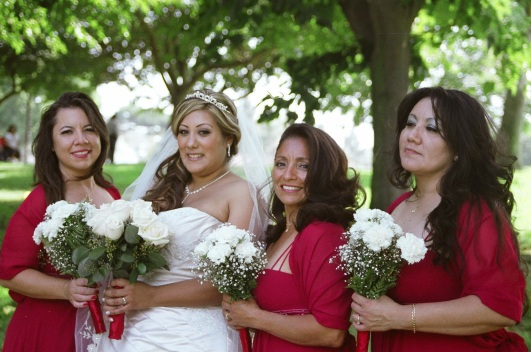 Becky, Nene, Cissy, Sonia