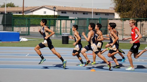 Carlos Cerritos Invite 2014
