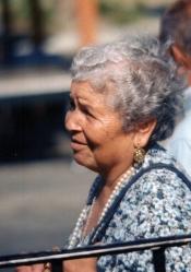Mrs. Rodriguez, Reynaldo's Mom