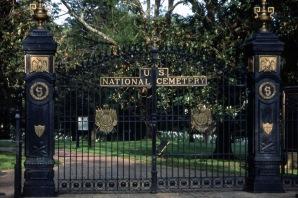 Civil War Cemetery, TN (2)