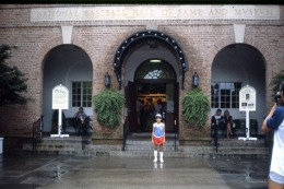 Tacho at Cooperstown, NY