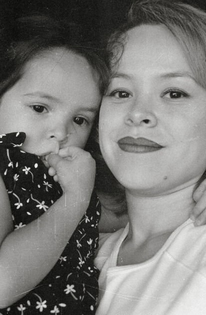 Jessie and her Mom