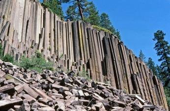 Devil's Postpile Yosemite